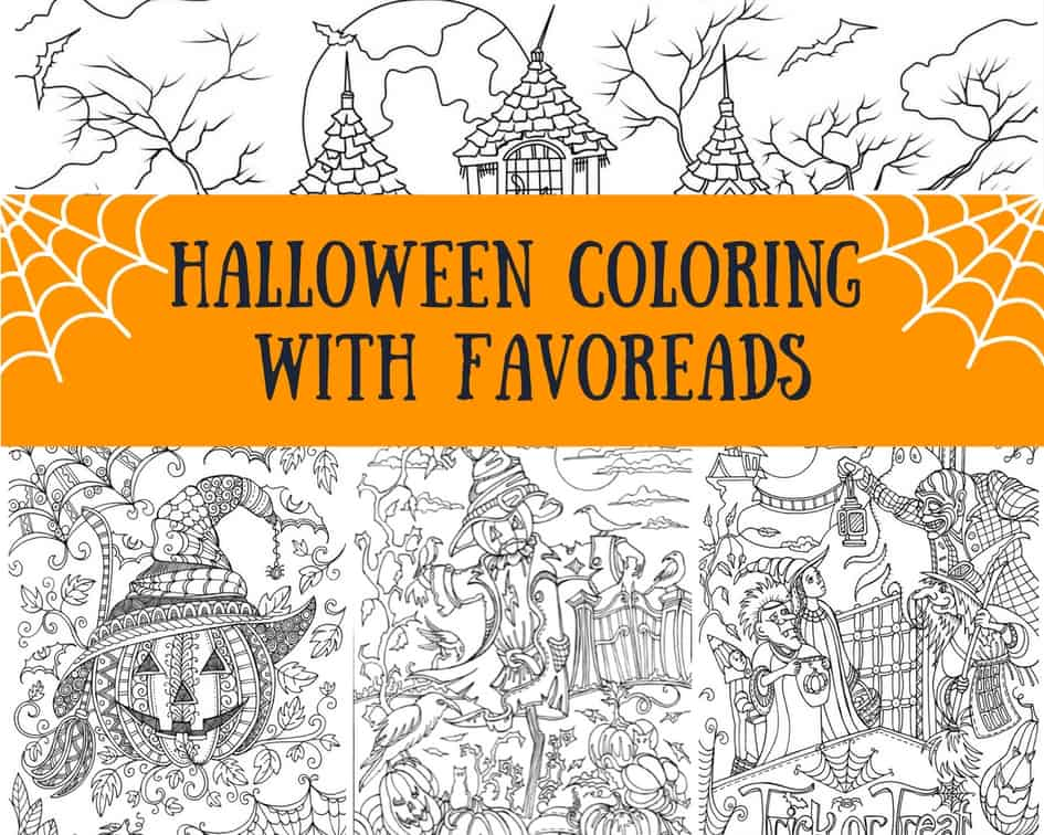 Have a Spooktacular Halloween with Favoreads