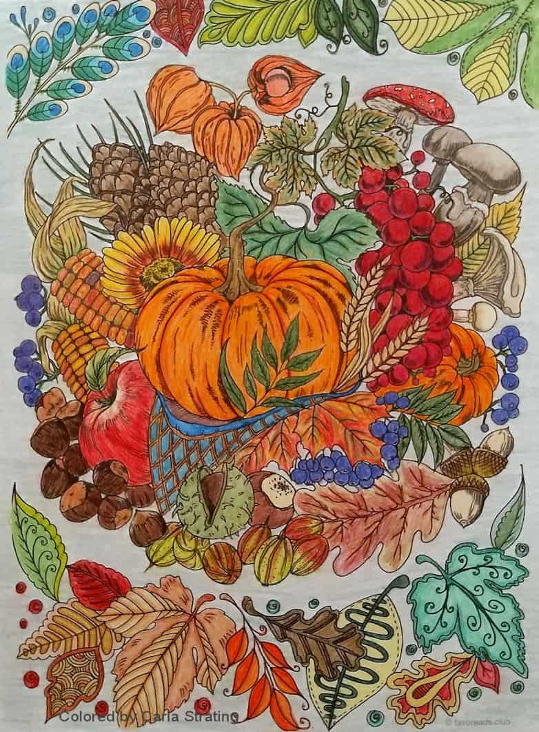 Hello, Autumn