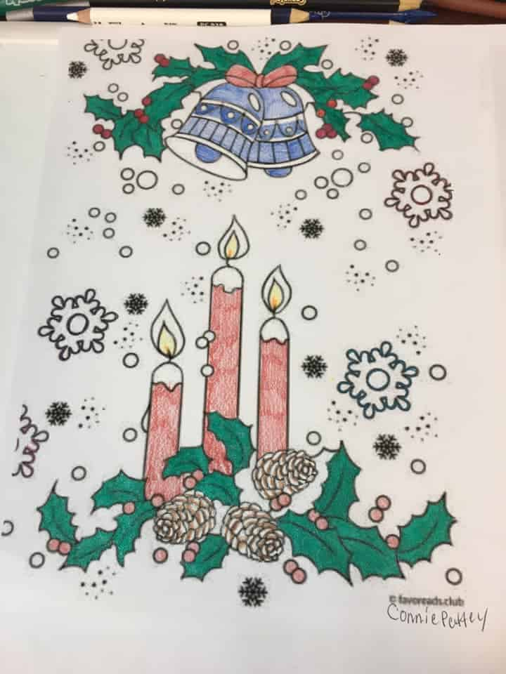 Christmas Joy – Candles and Bells
