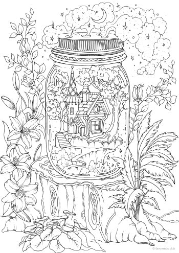 House in a Jar